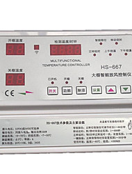 HS-667 Constant Temperature Controller (Plug in DC12/24V; Temperature Range:-7-50℃;Two Of A Pack)