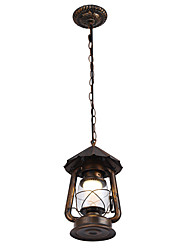 MAX40W Pendant Light ,  Modern/Contemporary / Traditional/Classic / Rustic/Lodge / Vintage / Retro /  Drum  Chandelier