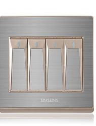 quatro interruptor de controle aberta doméstica (série Q5)