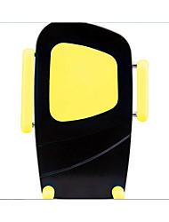automóvel de telefonia móvel de suporte de veículo universal multifuncional saída de ar condicionador de ar assento de navegação ventosa