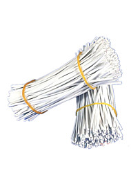Galvanized Wire Plastic Cable (Specification 10cm;1000 per pack; 2 From the Sale)