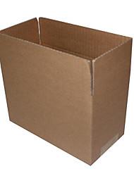 Karton Holzmaterial braune Farbe Service Ausrüstung fünf von einem Rudel
