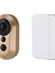 Home Wi-fi Wireless Video Intercom Doorbell