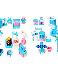 Sweet Girl Doll House Furniture Set