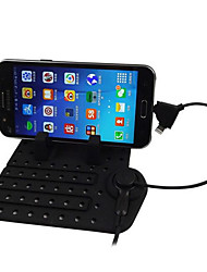 Automobile Mobile Phone Holder Charger Multifunctional Magnetic Navigation Support T02-2C\2147