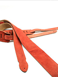High-Grade Leather Electric Guitar Strap Widening