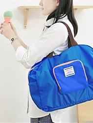 armazenamento de bagagem portátil dobrar o saco saco a granel saco de dobramento