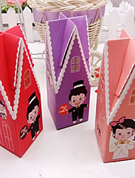 House Bride And Groom Candy Box (12/set) Tile Delivery