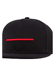Newest Fashion Men Women Street Dance Red Stripe Embroidery Hip Hop Baseball Caps