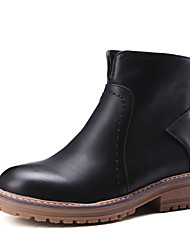Women's Boots Fall / Winter Riding Boots / Fashion Boots / Bootie / Comfort / Combat Boots / Round Toe /