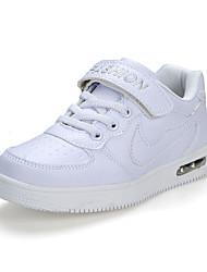 Jungen-Sneaker-Lässig-PU-Flacher Absatz-Komfort-Schwarz Blau Weiß