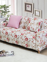 Peony multifunctional all-inclusive full sofa cover slip cover stretch fabric elastic solid color sofa case
