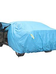 duplas de veludo engrossado barracas carro solar cobrir