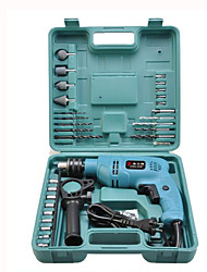 28 Sets of Multi-Function Variable Speed Impact Drill Kit