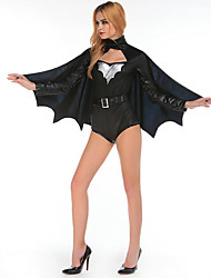 les femmes chauve-souris costume en forme adulte super-héros partie adulte costume servant Halloween Carnaval costumes habits de fête