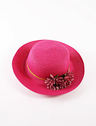 OUFULGA Simple Fashion Fisherman Basin Hat Holiday Beach Hat