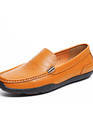 Men's Genuine Leather Flats/Loafers for Casual Style in Party/Office/Wedding