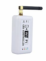 1шт интеллектуальное управление приложение WiFi привело RGB контроллер DC12-24V макс 12а