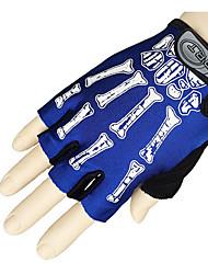conditionnement physique des gants d'équitation gants tactiques sports de plein air vélo moto moitié doigt gant