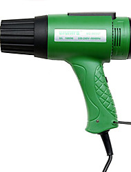 Wynns Brand Boutique Hot Air Gun 1600W Hot Air Gun Heat Gun Thermostat W0337