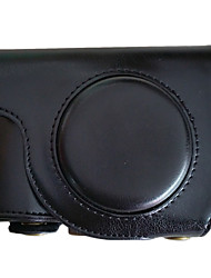 SH2 Camera Case For Olympus SH2 SH1 Camera(Black/Brown)