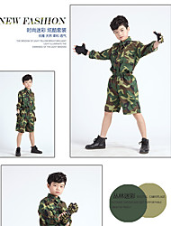 Children'S Summer Camp For Men And Women Big Virgin Suit Army Green Uniform Performance Clothing