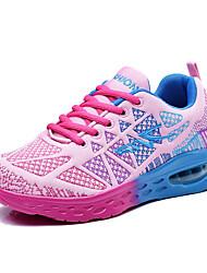 Da donna-Sneakers-Casual / Sportivo-Comoda / Ballerine-Piatto-Tulle-Verde / Rosa