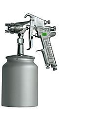 tinta spray pistola pistola pneumática pistola de pulverização de alto grau