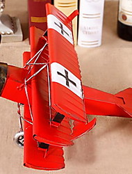 Iron Handicraft Decoration Model Plane Furnishing Articles