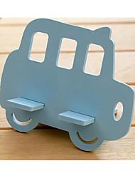 Support de téléphone en bois mignon fournitures automobiles