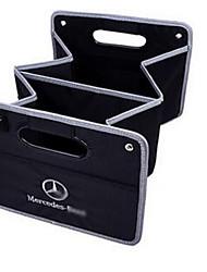 Diversos tronco caixa de armazenamento de compartimento de armazenamento caixa de acabamento saúde ambiental insípido