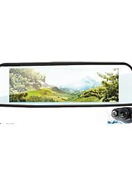 bosit / bao stewart espelho retrovisor telefone tacógrafo a5wifi Bluetooth inteligente WeChat carro cão eletrônico