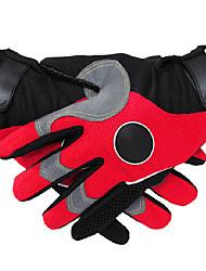 Gloves Cycling/Bike Unisex Fingerless Gloves Anti-skidding / Wearable / Moisture Permeability Summer
