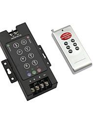 8key РФ беспроводной пульт дистанционного управления для SMD3528 SMD5050 RGB светодиодные полосы света (DC 12-24В)