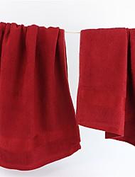 Полотенце для рукОднотонный Высокое качество 100% бамбуковое волокно Полотенце