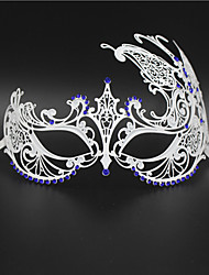 Pretty Elegant Lady Masquerade Halloween Mardi Gras Party Mask5006C2