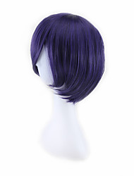 Cosplay Purple Color Man Wigs New Fashion Man Wigs