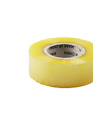 High Viscosity Transparent Beige Express Packing Sealing Tape 5.5Cmx250 Meters Wide