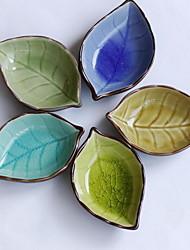 petiscos folhas de crack sabor molho de placa prato