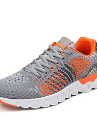 Men's Flywire Breathable Air Mesh Running Shoes Cushioning Soles in Casual Style Men's Running Sneakers for Training