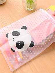 Cute Cartoon Travel Bag Storage Bag Waterproof Wave Point Garment Bag Bag