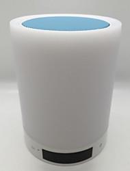 New Private Film Wireless Bluetooth Car Speaker,Intelligent LED Creative Car Speaker