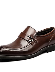 Westland® Men's Oxfords / Comfort / Pointed Toe Cowhide / Nappa Leather Wedding / Office & Career / Casual Low Heel