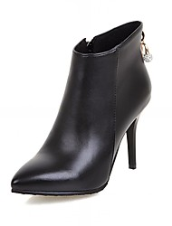 Women's Heels Spring / Fall / WinterHeels / Cowboy / Western Boots / Riding Boots / Motorcycle Boots / Bootie / Combat