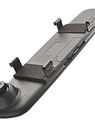 espelho retrovisor grande angular 2,8 hd para o presente seguro auto gravador de tráfego de wholesale