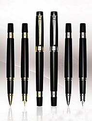 caneta de ouro e prata do de picasso caneta roma