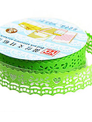 Green Color Other Material Packaging & Shipping Tape A Pack of Five