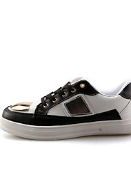 Men's Sneakers Spring / Summer / Fall / Winter Round Toe / Flats Synthetic / Tulle Outdoor / Office & Career