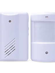 Doorbell Split Infrared Body Detector Is A Welcome Induction Doorbell Wireless Doorbell Infrared Sensor