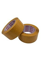 5.0 * 1.7 amarela fita de embalagem fita de vedação fita especial de correio vedação (volume 2 a)